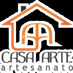 casa arte artesanato logotipo