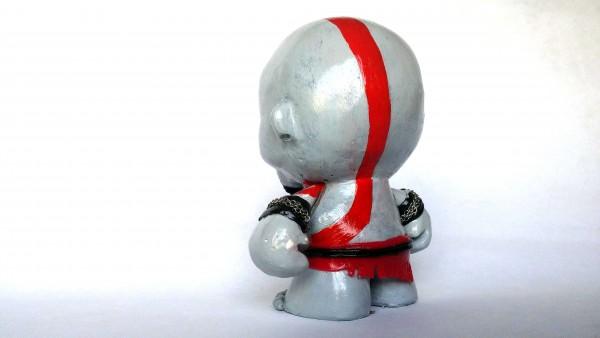 Toy Art Kratos de Biscuit