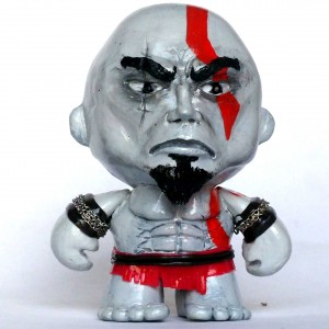 Toy Art Kratos de Biscuit