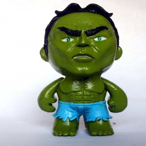 Toy Art Hulk de Biscuit