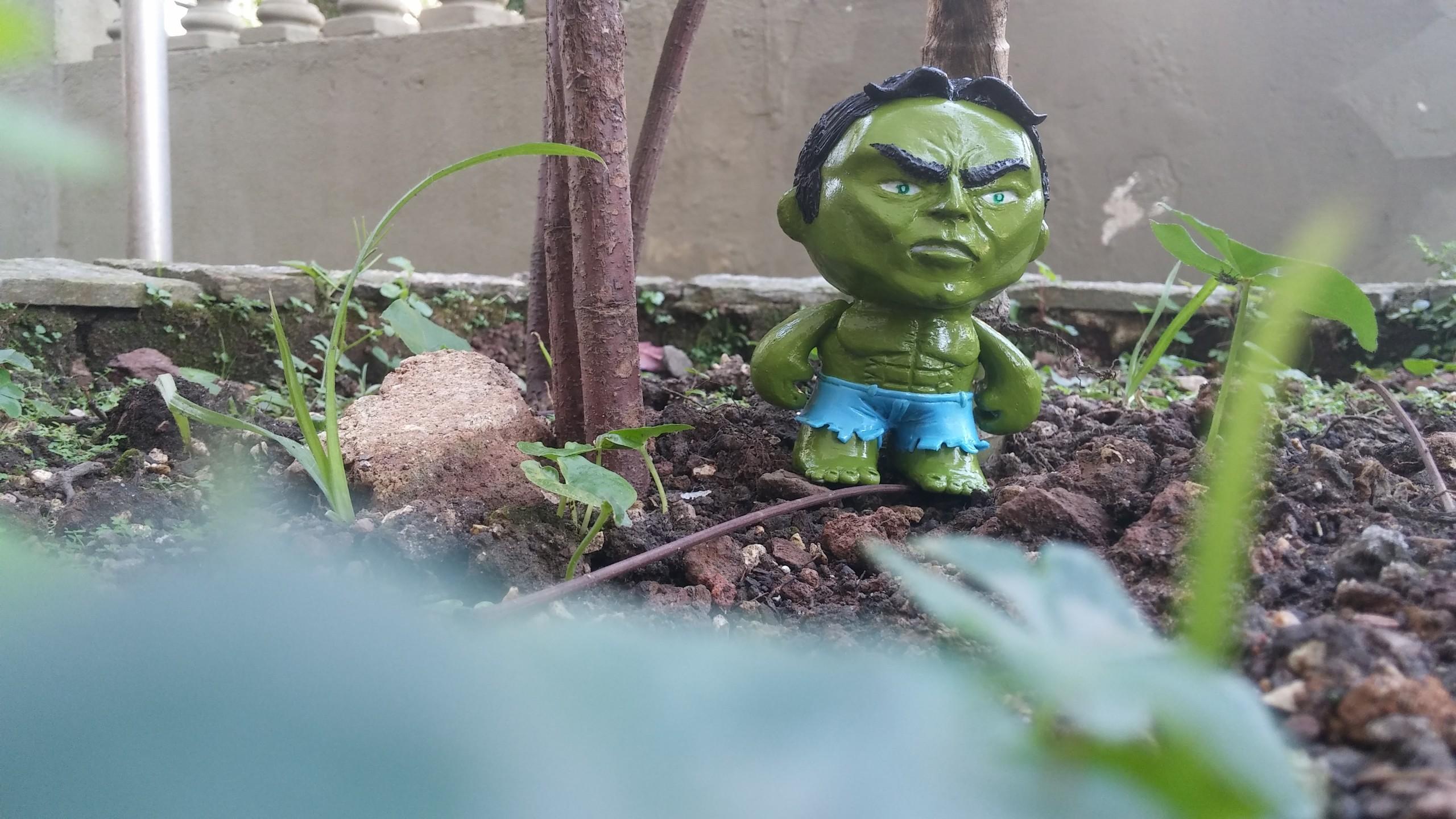 Toy Art Hulk de Biscuit