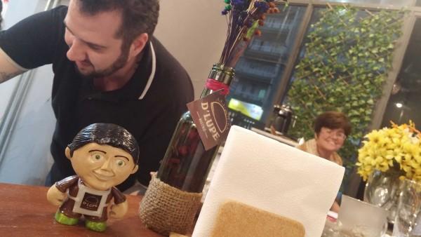 Toy Art D'Lupe Bistrô de Biscuit