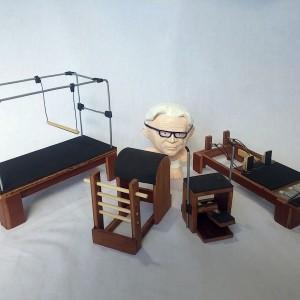 Aparelhos de Pilates Miniatura