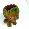 Baby Groot Miniatura Vaso