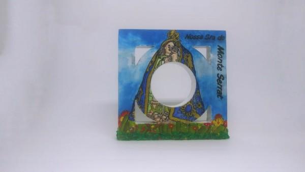 Muretas Miniatura de Santos - NSra do Monte Serrat